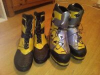 La Sportiva Spantik Climbing Boots UK 11. 5/ EU 46