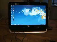 All in one HP Desk Top/PC