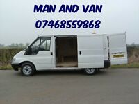 MAN AND VAN / RUBBISH REMOVALS / GARDEN SHED / GARAGE LOFT AND CELLAR CLEARANCES