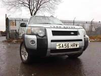 56 LAND ROVER FREELANDER 2.0 DIESEL TD4 AUTOMATIC,MOT OCT 18,FULL HISTORY,2 OWNER,2 KEY,STUNNING 4X4
