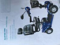 Brand new Komi Rider 8000 8mph