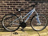 3 mountain bikes plus 1 cycle MET chrash helmet