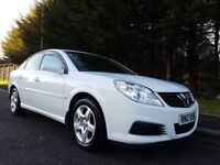 JULY 2008 VAUXHALL VECTRA EXCLUSIV 1.9 CDTI 120BHP 6SPEED UNMARKED WHITE 1YEARS MOT FEBRUARY 2019 !!