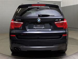 2014 BMW X3 XDRIVE M SPORT MAGS TOIT OUVRANT CUIR West Island Greater Montréal image 7