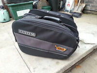 Frank Thomas Endurance Expandable motorcycle panniers