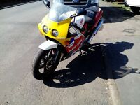 Honda VFR 400 £1700 may px for 125 must be road legal
