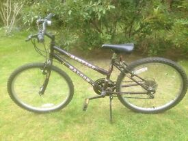Child's bike - 8 - 11 year old