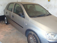 2005 Vauxhall Corsa Life Twin Port 1.3 Petrol Breaking for parts