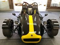 MEV TR1KE YAMAHA R1 BIKE ENGINED KIT CAR