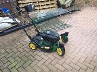 John Deere lawn mower for sale £120