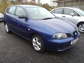 2006 Seat Ibiza 1.2 12v SX ** LOW Miles, Top of the Range - Alloys, Climate Control, CD, Electrics