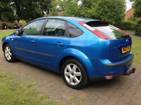 2007 Ford Focus 1.6 newer shape