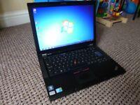 Lenovo T410 Laptop, Core i5 Processor