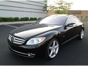2007 Mercedes-Benz CL-Class BASE CL600 -- V12 -- TWIN TURBO --