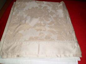 King Size Duvet set & matching curtains