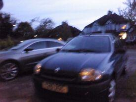 Renault Clio 1,2 Grande