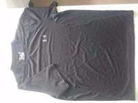 Under Armour Black Gym T-shirt