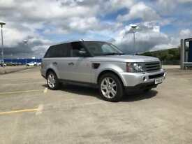 Range Rover Sport HSE 2.7 TDV6 4x4 4WD Jeep Land Rover