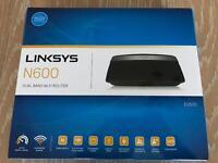 Linksys E2500 N600 WiFi router DD-WRT