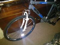 Adult's Vertigo Mountain Bike (Hybrid) (Only Used 3 Times)