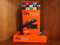 KODI Amazon FireStick Alexa Voice LIMITED STOCK ! ! ! HURRY