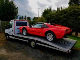 PRO-MOVE car collection and Delivery recovery classic transport