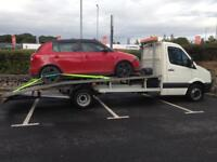 VEHICLE RECOVERY TRANSPORT COLLECTION DELIVERY SERVICE LOCAL NATIONAL FROM £30