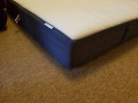 HÖVÅG Pocket sprung mattress - King Size - IKEA - nearly new. Delivery is possible