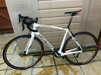Specialized Roubaix 2014 In Excellent Condition. Barely Used. 56cm Frame Size.