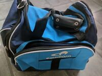 Blue bowling bag brand new with tags