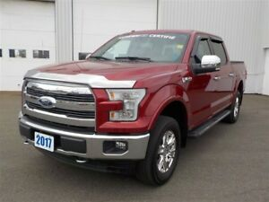 2017 Ford F-150 Lariat-502A-LOADED-LIKE NEW