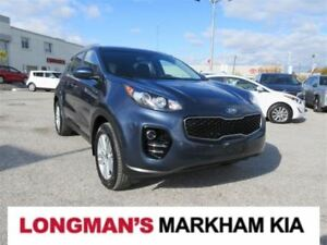 2017 Kia Sportage LX AWD Back Up Camera