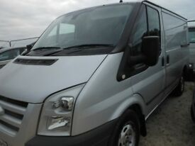 FORD Transit Trend F 110 T280S Panel Van, 2.2 Diesel, 3 Seats, 1 Owner From New, 166,000 miles