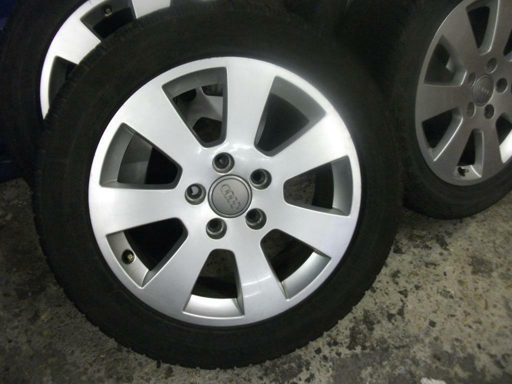 Pictures of Audi Alloy Wheels For Sale