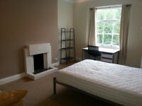 Large room in 2 bed Clifton flat - by University and the triangle, all bills included, NO FEES