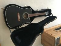 Takamine EF341SC Legacy Series Acoustic Electric Guitar 'reduced price'