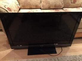 "Sony Bravia 40"" slim LED smart internet tv with freeview"