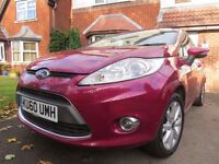 Ford Fiesta 1.2 Zetec 55000 Miles,Finance Available £118 Per Month