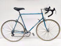 vintage DuBourg steel racing bicycle