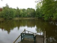 Beautiful Two Lakes for sale near St Mathieu Haute Veinne France Limoges