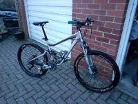 (Custom) Giant trance x0 mountain bike worth £4000!