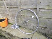 700c road bike wheel with hub for 7 8 9 10 speed shimano tiagra
