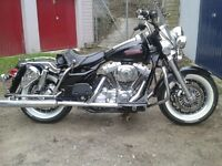 Harley tourglide 1450 px for b.m.w. 1000rr