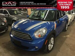 2011 MINI Cooper Countryman PREMIUM PKG LEATHER/PANORAMIC ROOF