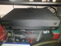 Xbox One X 3tb bundle