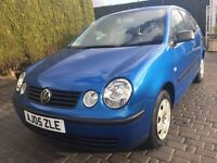 \\\\ 05 VOLKSWAGEN POLO 1.2 E \\\\ EXCELLENT CONDITION \\\ ONLY £1499 ,,