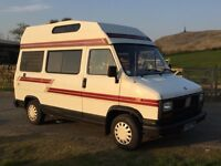 WANTED - Campervan / Autosleeper in the Cornwall or Devon area