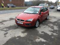 FORD FOCUS 1.6 PETROL 61000 MILES AUTO PSH LOW MILLAGE £1395