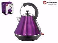 SQPro Legacy Electric Kettle 1.8 L (Amethyst Purple)