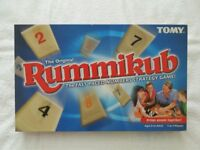A Genuine TOMY Rummikub The Number Strategy Game